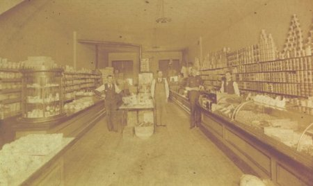 Smith Bros. General Store - before 1903